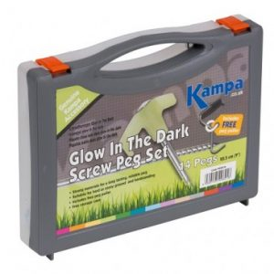 Glow in thedark screw peg box