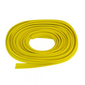 Yellow Awning Rail Protector