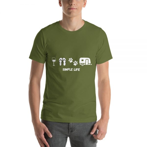 unisex premium t shirt olive front 603a2b3390be9.jpg